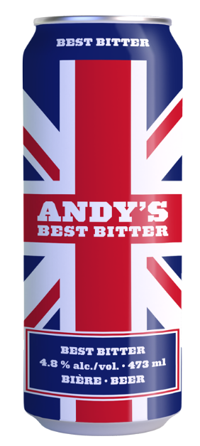 Andy's Best Bitter