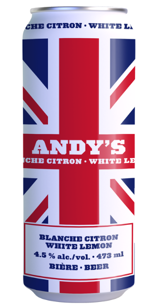 Andy's White Lemon
