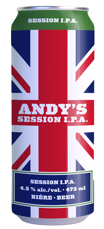 Andy's Session I.P.A.